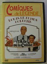 DVD  L'AILE OU LA CUISSE - Louis DE FUNES / COLUCHE / Julien GUIOMAR