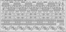 Eduard #53117 1/200 USS Missouri - Bofors 40 Quadruple Detail set for Trumpeter