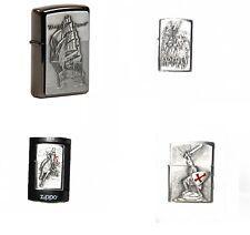 Accendino zippo collezione limited edition 2007 ricaricabile - vari tipi