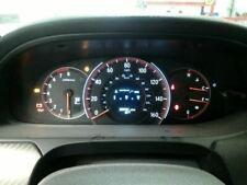 16-17 ACCORD Speedometer Cluster US Market Sport CVT 2053173