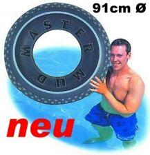 SCHWIMMREIFEN LKW-Reifen-Design 91cm Ø 1318245 - NEU
