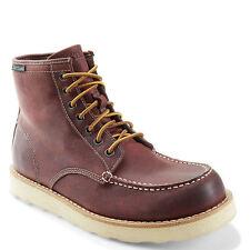 Eastland Men's Lumber up Boot 10.5 D Oxblood Leather