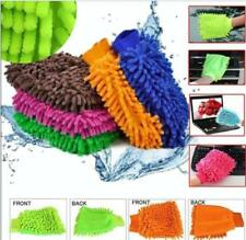 Wash Mitt & Bug Remover Noodle Car Care 2 in 1 Microfibre Shampoo Wash Cleaning
