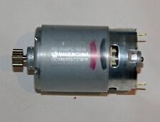 Motor Bosch PSR 12 VE-2   Orginal 2609120106 (2609120081)