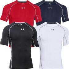 Under Armour Heatgear Armadura Compresión para Hombre Camisa Camiseta Prenda Interior
