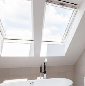 SKYLIGHT ROOF BLIND to fit Velux style windows Pleated - GVT 154