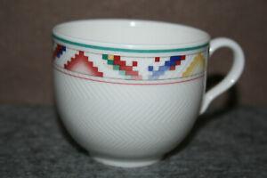 Indian Look Kaffeetasse Villeroy & Boch Porzellan