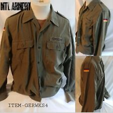 German Military Green Shirt ArmyGER