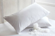 LUXURY 100% PURE HUNGARIAN SNOW WHITE GOOSE DOWN BED PILLOW
