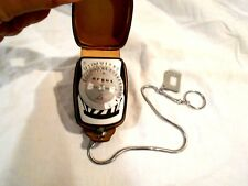 Vintage Argus L3 Light Exposure Meter w/Case