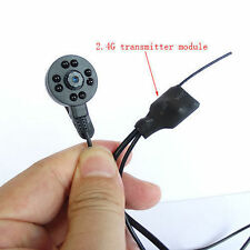 2.4G wireless IR spy hidden MINI night vision camera micro HD cctv Audio camera