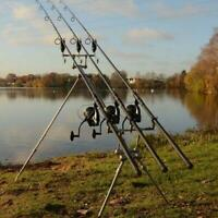 NEW 2020 Solar Tackle P1 GT Grand Tourer Rod Pod - P1GT - incl Bag Carp Fishing