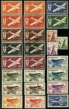 CAMEROON #C1-C7 #C15-C25 Postage Airmail Cameroun Stamp Collection Mint LH Used