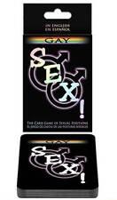 Sesso! Gay Cards Game | 100.000 attività sessuale | Gay Foreplay, scenari