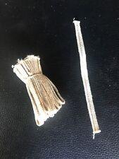 ANCIENNE MECHE NEUVE DE LAMPE A PETROLE LARGEUR 7 mm