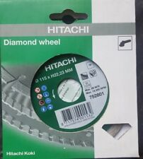 Hitachi – 752801 Diamond Disc 115 x 22.2 x 7 mm – Universal General Work,...