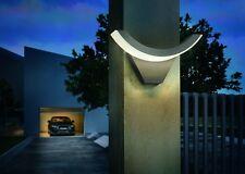 AUßENLEUCHTE GARTENLAMPE MIT 96 LED WANDLEUCHTE WANDLAMPE LAMPE LEUCHTE CARPORT