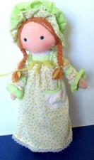 Vintage Holly Hobby Friend AMY Cloth Doll Knickerbocker 1974 Collectible Doll