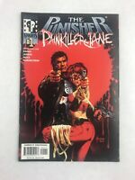 The Punisher Painkiller Jane No 1 2000 Comic Book Marvel Knights Comics