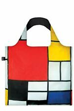 Loqi: Shopping Bag Museum Collection - Piet Mondrian