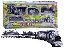 Modelleisenbahn Elektrische Zug Eisenbahnzug Eisenbahn 3 Waggons 118x87cm RAUCH
