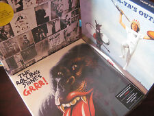 ROLLING STONES BOX SETS GRRR EXILE ON MAIN GET YER YA YA'S OUT DELUXE EDITIONS