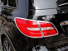Mercedes W246 B Class B160 B180 B200 B220 B250 Chrome Tail lamp Surrounds