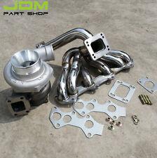 Toyota Supra 1JZ VVTI JZX100 Turbo Manifold& GT35 gt3582 AR70 AR82 water turbo