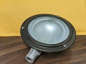 Dome Type Lamp Assembly 5.5 in Diameter