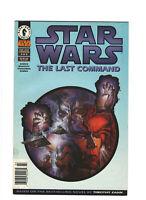 Star Wars The Last Command #3 VF- 7.5 Newsstand Dark Horse Mara Jade & Thrawn