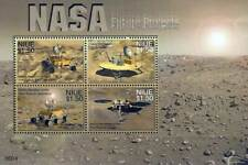NIUE 2006 ASTRONOMY & SPACE = NASA PROJECTS on MARS M/S MNH