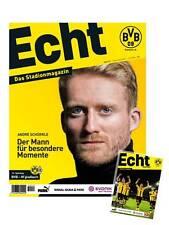Programmheft # 117 - BVB 09 / Gladbach - André Schürrle - Matchday programme