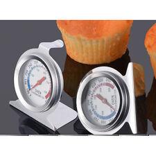 Neue Heimat Edelstahl Temperatur Backofen Thermometer Gauge Küche Food TFDE