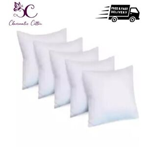 """Hotel Quality Cushions Fillers/Inners Hollow Fibre Inserts 16""""18""""20""""22""""24""""26""""30"""