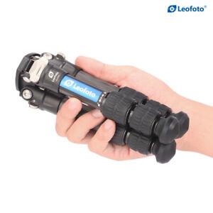 Leofoto LS-223C Portable Carbon Fiber Tripod Support