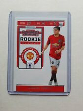 2019-20 Daniel James Panini Chronicles Contenders Rookie Ticket RC Manchester