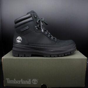 TIMBERLAND A1YWV015 Black Nub Field Trekker Mens Hiking Boots