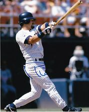 PHIL PLANTIER   SAN DIEGO PADRES   ACTION SIGNED 8x10