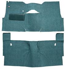 1957 Chevrolet Bel Air 2 Door Sedan Bench Seat Replacement Loop Carpet Kit