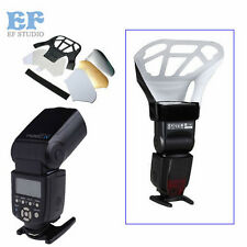 Yongnuo YN-560 IV Flash Speedlite Kit + Universal 3 Color Reflector Diffuser