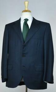 Brioni Mens 'Palatino 21' 3-BTN Superfine Wool Suit Size 38 /48 R NEW $5900