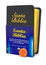 SANTA BIBLIA MINI BOLSILLO, REINA-VALERA 1960, CON GLOSARIO Y AYUDAS PARA LECTOR
