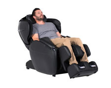 Human Touch Opus 3D Massage Chair Zero Gravity Recliner Heat Foot Rollers Black