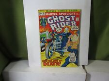 MARVEL SPOTLIGHT #10 GHOST RIDER, WITCH WOMAN CAMEO