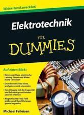 Elektrotechnik für Dummies von Michael Felleisen (2015, Taschenbuch)