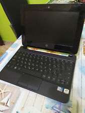 HP Mini 110 Black  250GB 2GB with travel case