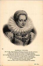 CPA Gabrielle d'Estrées Royalty Nobelty (315348)