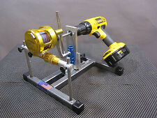 Reel Winder II, Line Winder, Reel Holder