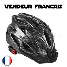 Casque Vélo VTT Route Cyclisme Réglable Taille 56/62 Ultraléger Protection Neuf