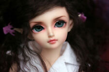 Bjd 1/4 Doll Big Eyes Pretty Girl Elf ears with free eyes +facial makeup